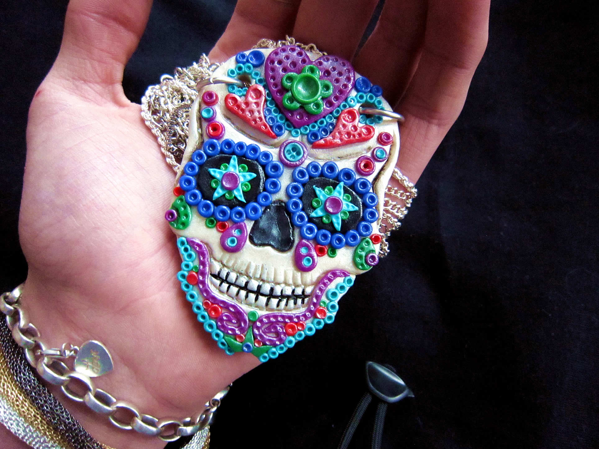 sugar_skull_pendant_by_creepy_cute_couture-d61ej63